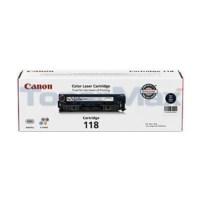 CANON 118 TONER BLACK